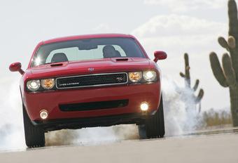 Dodge Challenger #1