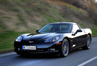 Corvette C6 Competition #1