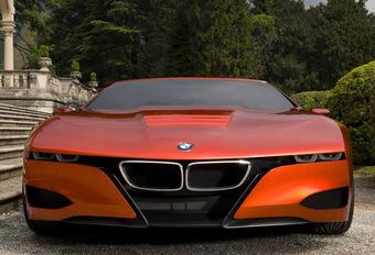 BMW M1 Homage Concept #1