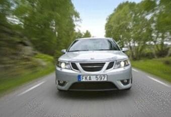Saab 9-3 #1