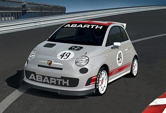 500 Abarth Assetto Corse #1