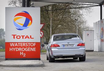 Hydrogène, une première en Belgique  #1