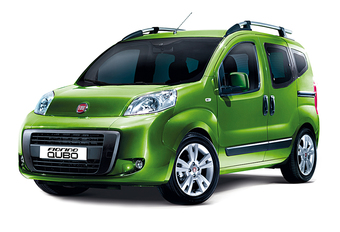 Fiat Fiorino Qubo #1