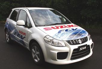 Suzuki SX4-FCV #1