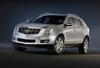 Cadillac SRX Crossover #1