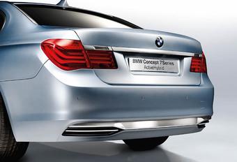BMW Série 7 ActiveHybrid   #1