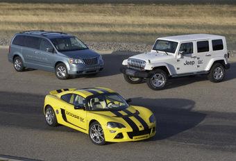 Chrysler EV  #1