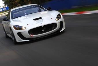 Maserati GranTurismo MC Concept #1
