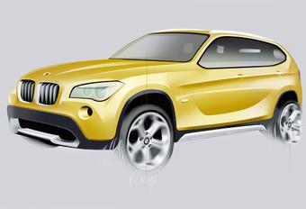 BMW Concept X1  #1