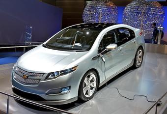 Mondial de l'automobile, Chevrolet #1