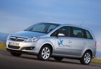 Opel Zafira 1.6 GNV Turbo  #1