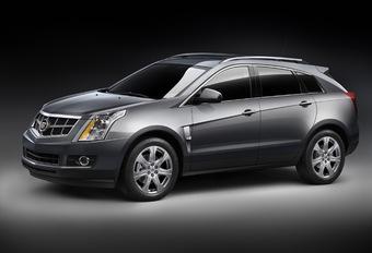 Cadillac SRX #1