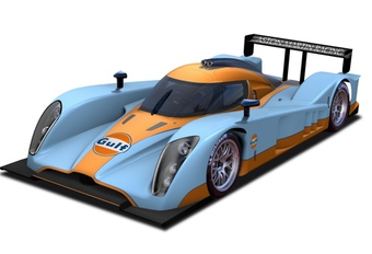 Aston Martin in Le Mans #1