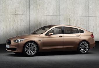 BMW Concept Série 5 Gran Turismo #1
