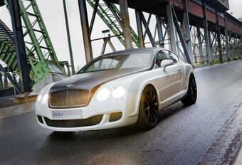 Bentley Edo Speed GT #1