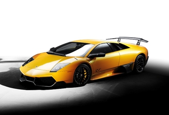 Lamborghini Murciélago LP670-4 SuperVeloce #1