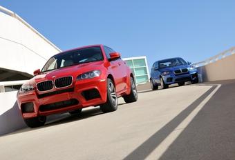 BMW X5 M & X6 M  #1