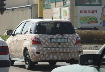 Pas une Toyota mais une Chinoise #1