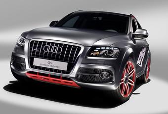 Audi Q5 Custom Concept #1