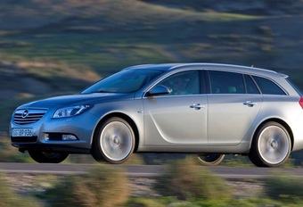 Opel Insignia Sports Tourer ecoFlex  #1