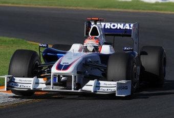 BMW arrête la Formule 1 #1