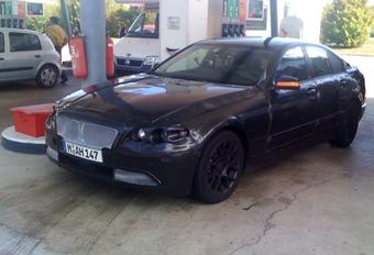 BMW Série 5 à la pompe (màj) #1