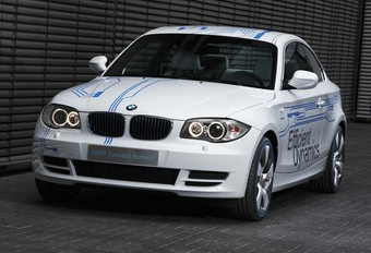 BMW ActivE Concept #1