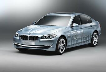 BMW Série 5 ActiveHybrid #1