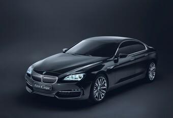 BMW Concept Gran Coupé #1