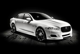 Jaguar XJ75 Platinum Concept #1