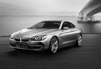 BMW Série 6 Coupé Concept #1