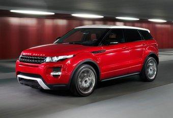 Range Rover Evoque 5 portes #1