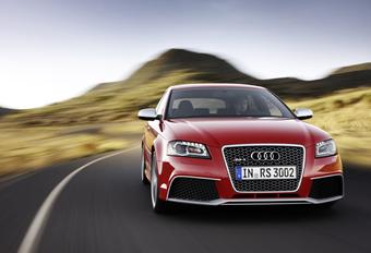 Audi RS 3 Sportback #1