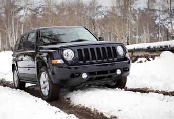 Jeep Patriot #1