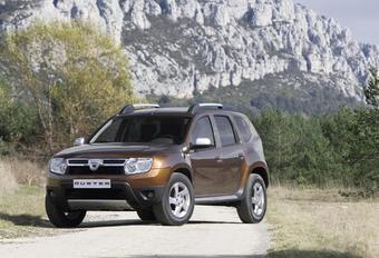 Dacia à Bruxelles #1