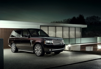 Range Rover Autobiography Ultimate Edition #1