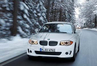 BMW ActiveE #1