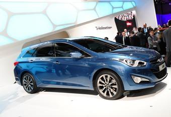 Vidéo Genève : Hyundai i40 break #1