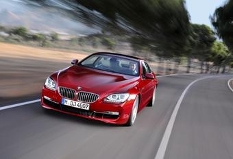 BMW Série 6 Coupé #1