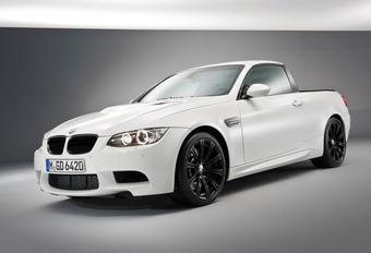 BMW M3 Pick-up #1
