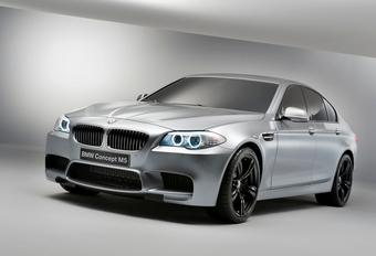 BMW M5 Concept #1