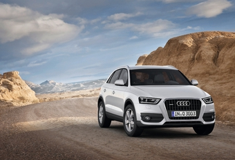 Audi Q3 #1