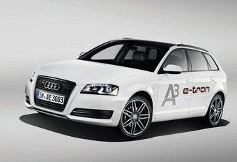 Audi A3 e-Tron #1