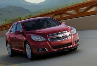 Chevrolet Malibu #1