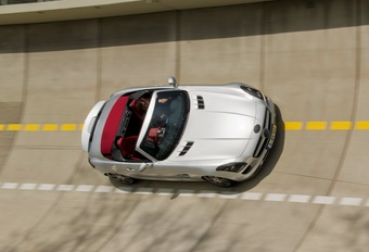 Mercedes SLS AMG Roadster #1