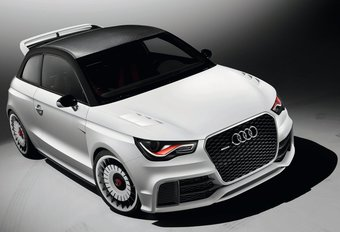 Audi A1 Clubsport Quattro Concept #1