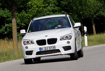 BMW X1 20d EfficientDynamics Edition en 20i #1