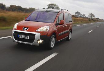 Peugeot Partner Tepee e-HDi #1