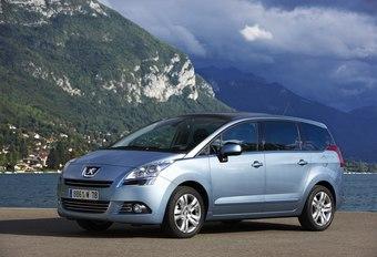 Peugeot 3008 & 5008 e-HDi #1