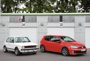 35 ans de VW Golf GTI #1